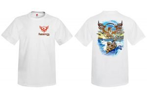 The Phoenix Pizza Co. T-Shirt White