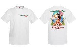 Sandspike T-Shirt White