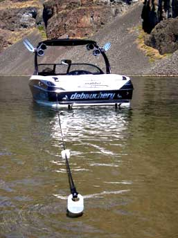 Testimonials. Sandspike - The ultimate beach anchor for boats of all types including motor boats, sail boats, fishing boats, water ski, jet ski and float planes.