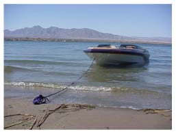 Sandspike The Ultimate Beach Anchor For Boats Of All Types Including Motor